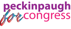 peckinpaughforcongress.com Peckin Paugh For Congress logo